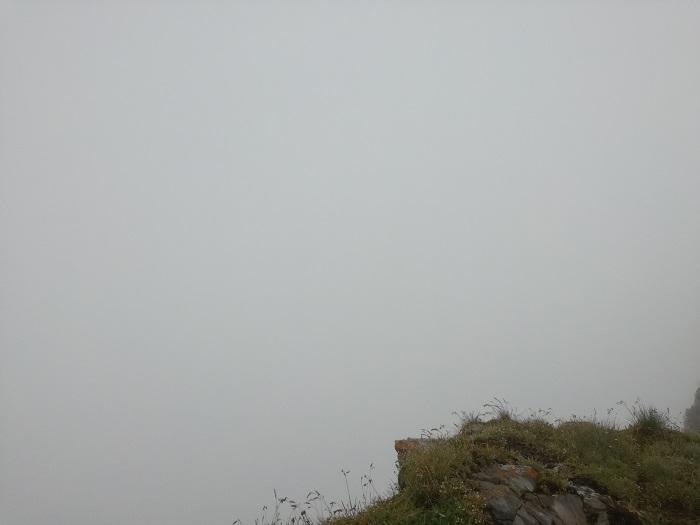 At the crag